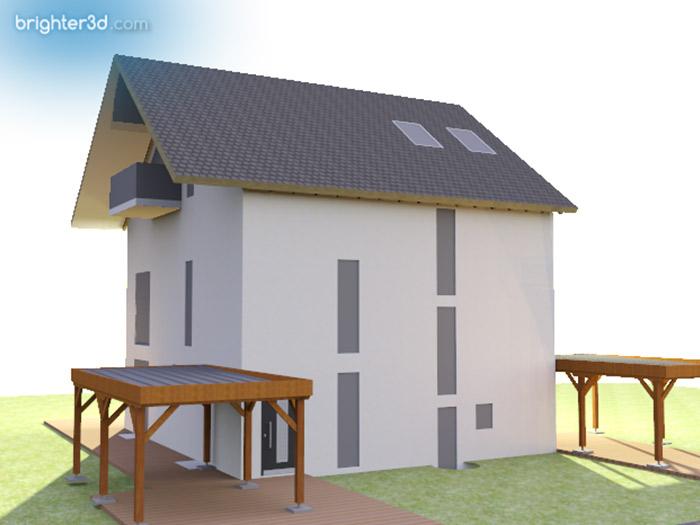 splitlevelhaus utting am ammersee baukultur neu ulm. Black Bedroom Furniture Sets. Home Design Ideas